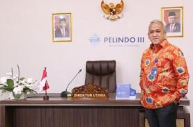 Bos Pelindo III Saefudin Noer Jadi The Best Performing…