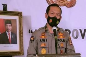 TNI-Polri Jaga Ketat Lokasi Pembunuhan Satu Keluarga…