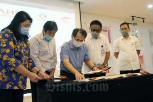 YDBA Berkolaborasi Dengan AHM dan Dharma Group Berikan Pelatihan Kepada UMKM