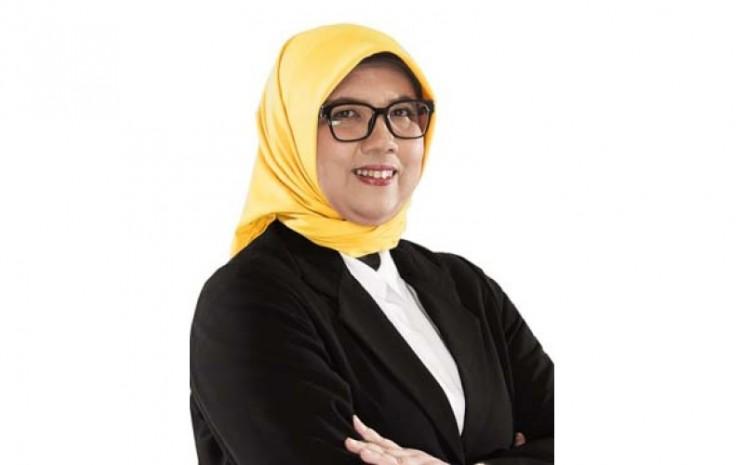 Direkturk Keuangan dan Perencanaan Strategis Pegadaian Ninis Kesuma Adriani. - pegadaian.co.id