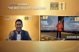 Kinerja Kinclong, Pegadaian Raih 3 Penghargaan BUMN…