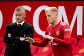 Prediksi MU Vs PSG: Van de Beek Diprediksi Tidak Bisa…
