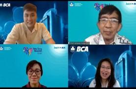BCA Kembangkan Mutu SDM Pendidik di Indonesia Timur