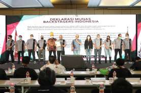 Di Masa Pandemi, Forum Backstager Dibentuk