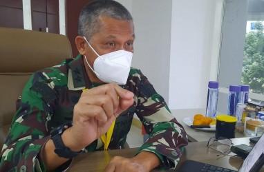 PERUBAHAN PERILAKU : TNI Ingatkan 3M Senjata Melawan Covid-19