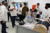 Pindad Bagi-bagi Ventilator ke RS di Gorontalo