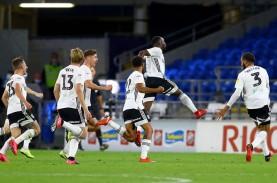 Hasil Liga Inggris : Leicester Kalah Lagi, Fulham…
