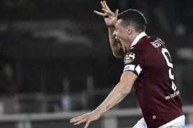 Hasil Liga Italia : Torino & Genoa Berkutat di Zona…