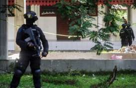 Densus 88 Amankan Seorang Terduga Teroris di Palembang