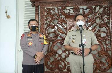 Anies: Kasus Covid-19 DKI Melonjak Setelah Warga Long Weekend ke Bandung dan Semarang
