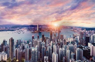 Kasus Virus di Hong Kong Meningkat, Perbankan Global Tunda Kembali ke Kantor