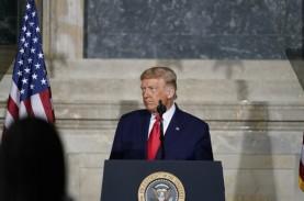 Gugatan Pemilu Belum Rampung, Trump akan Maju Lagi…