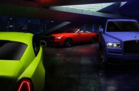 Rolls-Royce Tampilkan 3 Warna Ngejreng Model Black…