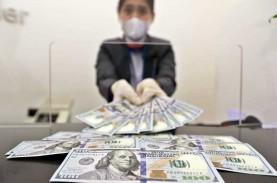 Kurs Jual Beli Dolar AS di Bank Mandiri dan BNI, 1…