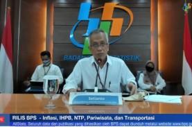 Daya Beli Terpuruk, BPS Catat Inflasi Inti November…