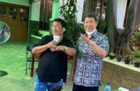 Setelah Prabowo, Hotman Temui Hashim Djojohadikusumo. Ada Apa?