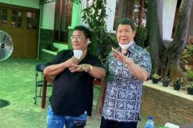 Setelah Prabowo, Hotman Temui Hashim Djojohadikusumo.…