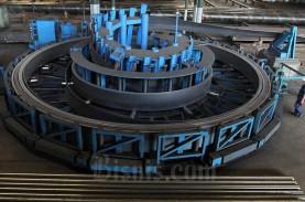 Meski Pendapatan Kuartal III Turun, Krakatau Steel…