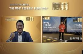 Kinerja Kinclong, Pegadaian Borong 3 Penghargaan Top BUMN Award 2020