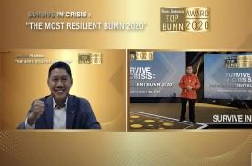 Kinerja Kinclong, Pegadaian Borong 3 Penghargaan Top…