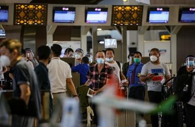 Akhir Pekan November, Jumlah Penerbangan Soetta Kembali Meledak