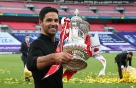 Hasil Undian Babak Ketiga Piala FA, Arsenal vs Newcastle di Emirates