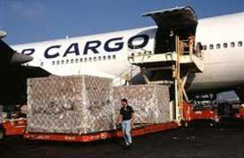 Kargo Internasional AP Logistik Masih Tertatih