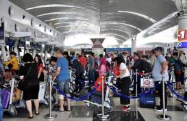 BPS: Penumpang Pesawat Domestik Naik 17,33 Persen pada Oktober 2020