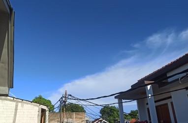 Indah Banget! Langit Jakarta Trending di Twitter. Cek Foto-Fotonya!