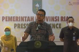 Gubernur Riau Jalani Perawatan setelah Terkonfirmasi…