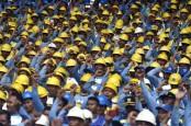 Jumlah Tenaga Kerja RI Bersertifikat Kompetensi Capai 4,9 Juta Orang