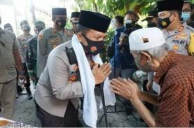 Kapolda Nico Gandeng Kiai Perangi Covid-19 di Jawa…