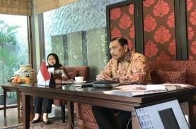 Luhut Pandjaitan Klaim Omnibus Law Bikin Indonesia…