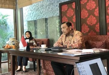 Luhut Pandjaitan Klaim Omnibus Law Bikin Indonesia Lebih Baik