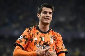 Prediksi Juventus Vs Dynamo Kiev: Pirlo Andalkan Morata…