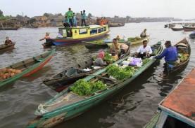 Kalimantan Selatan Inflasi 0,69 Persen pada November…