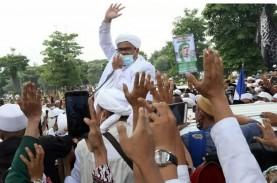 Massa Berbaju Putih Geruduk Rumah Mahfud, Polisi:…