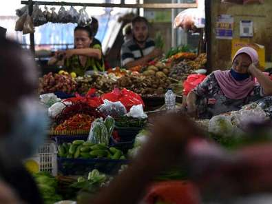 Kenaikan Harga Pangan Picu Inflasi Pada November 2020 Sebesar 0,28 Persen