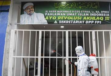 Kasus Kerumunan Petamburan, Rizieq Shihab Bantah Menghasut