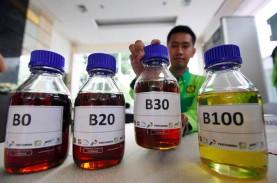 PENGHILIRAN CPO : Mandatori Biodiesel Dipacu