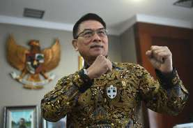 Siapa Pengganti Edhy Prabowo? Begini Jawaban Moeldoko