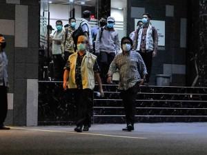 KPK Geledah Pabrik di Bekasi Terkait OTT Mantan Menteri KKP Edhy Prabowo