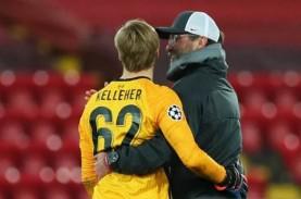 Liverpool ke 16 Besar Liga Champions, Anak-anak Muda…