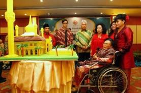 Kabar Lelayu, Pendiri Sahid Group Hj Juliah Sukamdani…