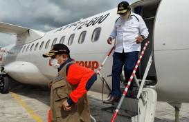 BNPB Kunjungi Korban Erupsi Gunung Ili Lewotolok dan Semeru