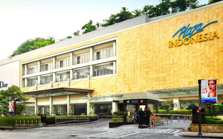 Plaza Indonesia, salah satu pusat perbelanjaan yang dimiliki oleh PT Plaza Indonesia Realty Tbk. - plazaindonesia