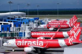 AirAsia Indonesia (CMPP) Nego Utang Sewa Pesawat Rp307…
