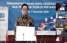 Komitmen TKDN, Pertamina Gandeng Sucofindo dan Surveyor Indonesia