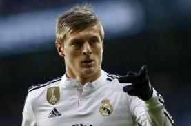 Madrid Kalah Lagi, Kroos Akui Los Blancos Tidak Konsisten