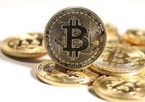 Ilustrasi Bitcoin./Bloomberg-Chris Ratcliffe